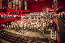 Harpan suurimman konserttisalin akustiikka on sukua Lahden musiikkitalolle. Niillä on sama suunnittelija, Artek-toimisto.